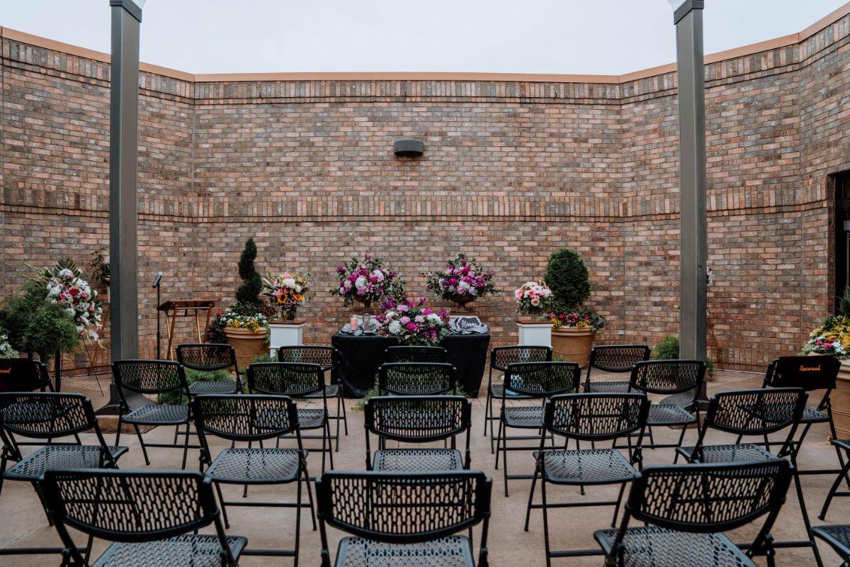 courtyard service